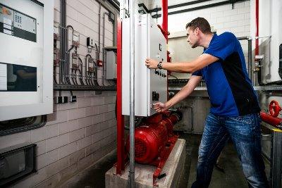 Vacature servicemonteur brandbeveiliging projecteringsdeskundige